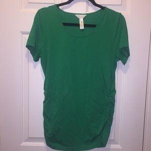 Tops - Green Maternity t shirt
